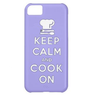 keep calm and cook cooking bake baking chef food n cover for iPhone 5C