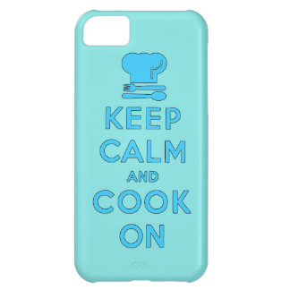 keep calm and cook cooking bake baking chef food n iPhone 5C cover
