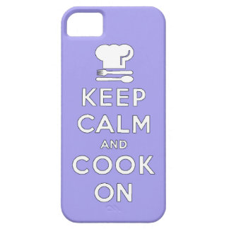 keep calm and cook cooking bake baking chef food n iPhone SE/5/5s case