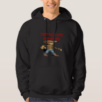 Keep Calm And Cowboy On 2 Hoodie