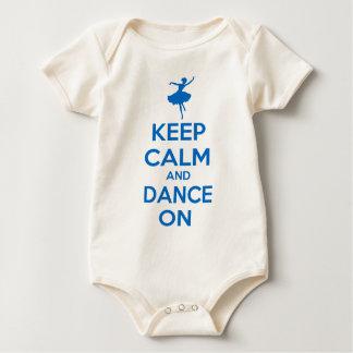 Keep Calm and Dance On Creeper