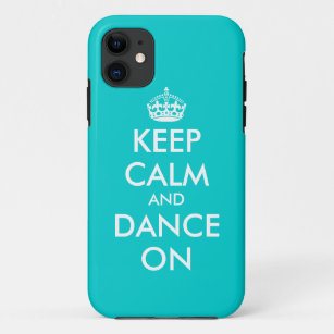 Keep Calm iPhone Cases & Covers | Zazzle