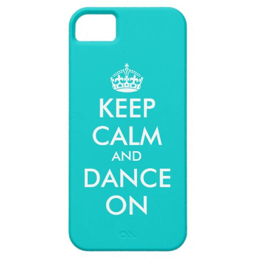 Keep Calm and dance on iPhone case : Customizable iPhone 5 Covers ...