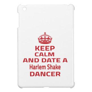 Keep calm and date a Harlem Shake dancer iPad Mini Cases