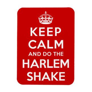 Keep Calm and do the Harlem Shake Magnet