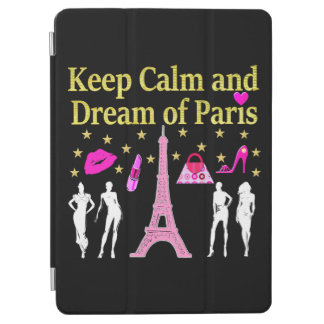KEEP CALM AND DREAM OF PARIS iPad AIR COVER