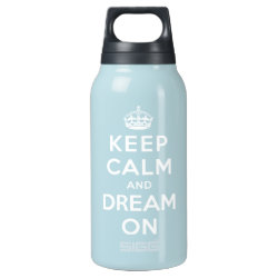 SIGG Thermo Bottle (0.5L) with Keep Calm and Dream On design