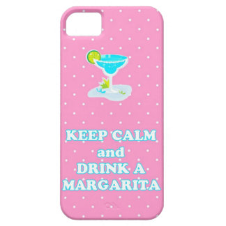 Keep Calm and Drink A Margarita iPhone 5 Case