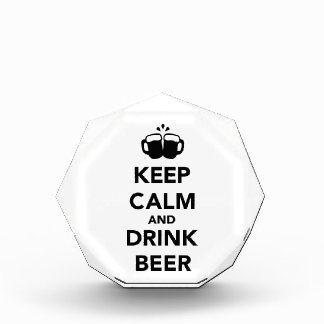 Keep calm and drink beer awards