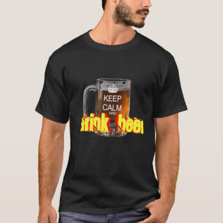 Keep Calm and drink beer Oktoberfest T-Shirt