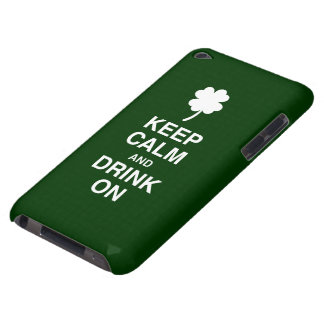 Keep Calm and Drink On Case-Mate iPod Touch Case