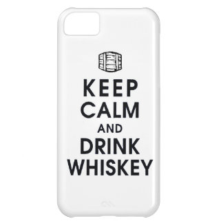 keep calm and drink Whisky alcohol barrel jack Dan Cover For iPhone 5C