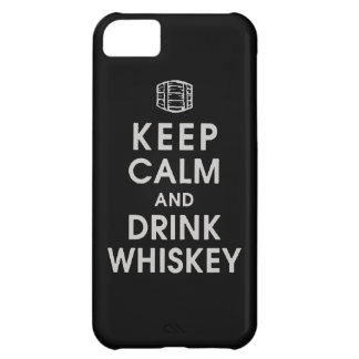 keep calm and drink Whisky alcohol barrel jack Dan iPhone 5C Case