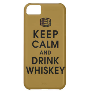 keep calm and drink Whisky alcohol barrel jack Dan iPhone 5C Cases