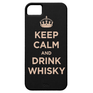 keep calm and drink Whisky alcohol barrel jack Dan iPhone SE/5/5s Case