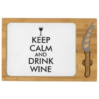Keep Calm and Drink Wine Wine Lover Custom