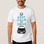 Keep Calm and Drive -AE86- /version3 Tee Shirt