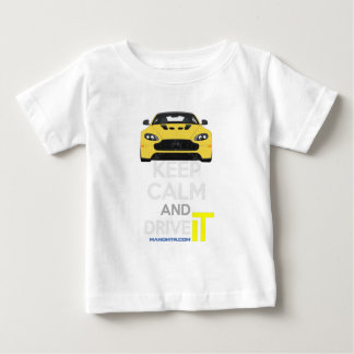 Keep Calm and Drive IT - cod. A-SVantageS Baby T-Shirt