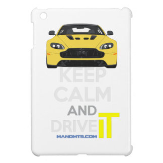 Keep Calm and Drive IT - cod. A-SVantageS Cover For The iPad Mini