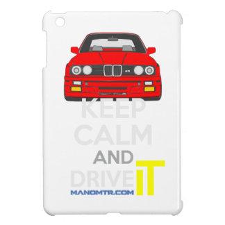 Keep Calm and Drive IT - cod. M3E30 Cover For The iPad Mini
