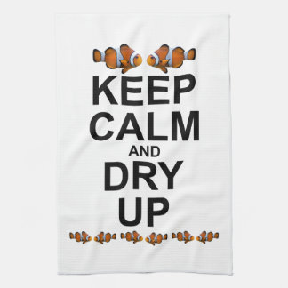 Drying kitchen towels zazzle for How to keep white towels white