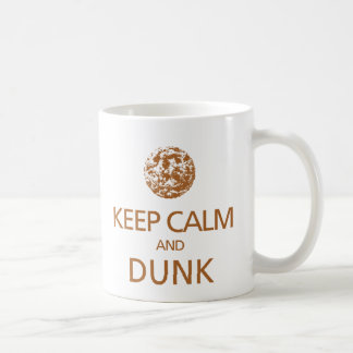 Keep Calm and Dunk Mug