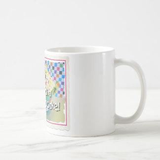 Keep Calm and Eat a Cupcake Coffee Mug