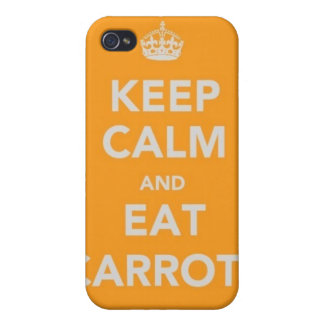 keep calm and eat carrots louis tomlinson iphone c iPhone 4/4S cover