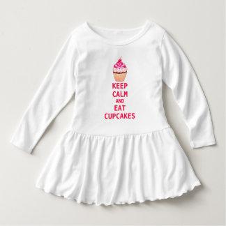 KEEP CALM AND Eat Cupcakes Dress