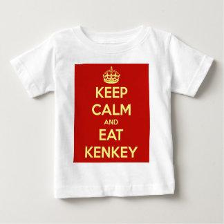 keep calm and eat kenkey t shirts