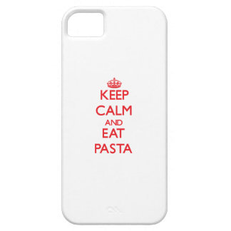 Keep calm and eat Pasta iPhone 5 Case