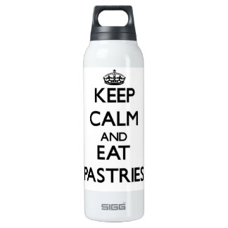 Keep calm and eat Pastries SIGG Thermo 0.5L Insulated Bottle