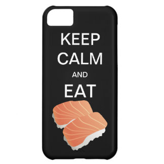 KEEP CALM AND EAT SUSHI iPhone, Samsung, Motorola Case For iPhone 5C