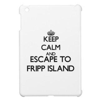 Keep calm and escape to Fripp Island South Carolin iPad Mini Cover