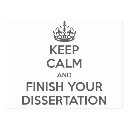 finishing dissertation Crossing the finish line dissertation is about your individual research or at least those you took put in and you cannot do a proper research within a week.