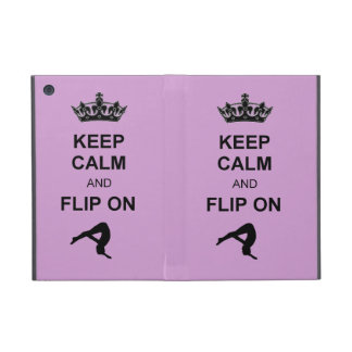 Keep Calm and Flip on Covers For iPad Mini