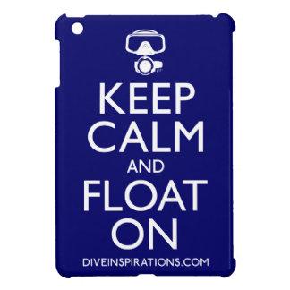 Keep Calm and Float On iPad Mini Covers