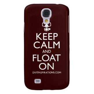 Keep Calm and Float On Samsung S4 Case