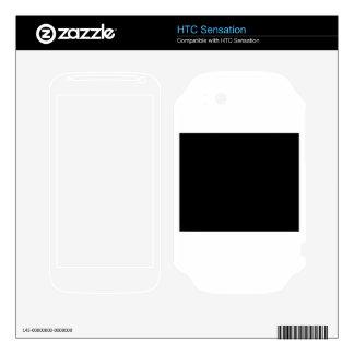 Keep calm and focus on ACCOMPLISHMENTS Skin For HTC Sensation