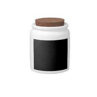 Keep calm and focus on ALARMISTS Candy Jars
