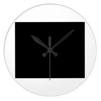 Keep calm and focus on ALARMISTS Clock