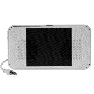 Keep calm and focus on ALARMISTS iPod Speakers