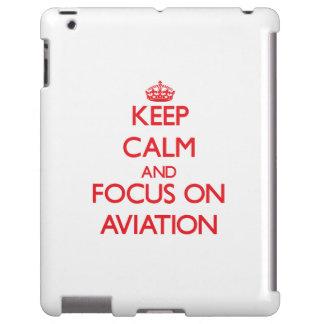 Keep calm and focus on AVIATION