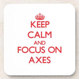 Keep calm and focus on AXES Coaster