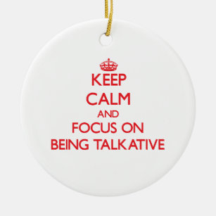 how to become talkative