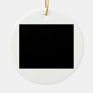 Keep Calm and focus on Double Checking Double-Sided Ceramic Round Christmas Ornament