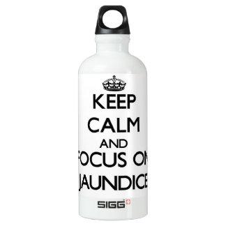 Keep Calm and focus on Jaundice SIGG Traveler 0.6L Water Bottle