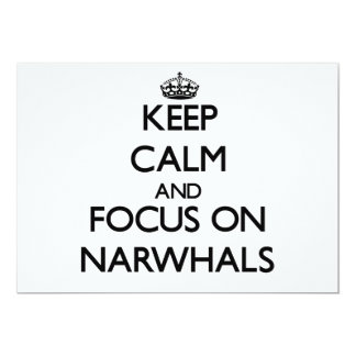 Keep calm and focus on Narwhals Announcements