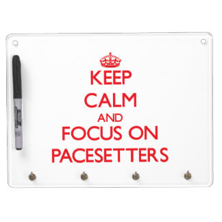 Keep Calm and focus on Pacesetters Dry-Erase Whiteboards
