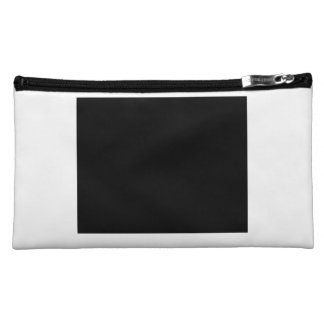 Keep Calm and focus on Road Workers Makeup Bag